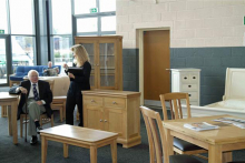 South West Furniture Show 2014