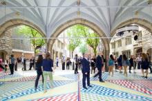 Clerkenwell Design Week 2014 attracts 32,300