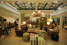 Soft furnishings focus at Furniture China